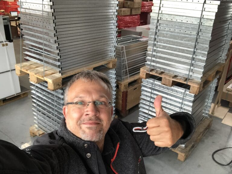 Ansprechpartner bei GeläanderXpress.de GmbH Angelo Franke